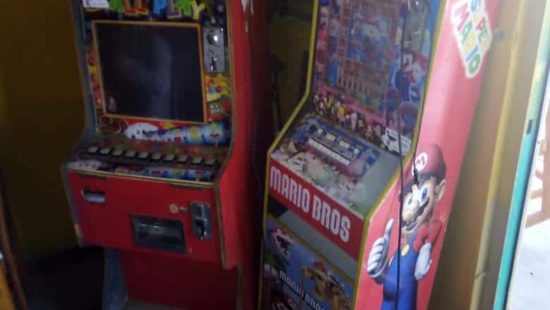 """Decomisaron dos máquinas tipo """"mini casino"""""""