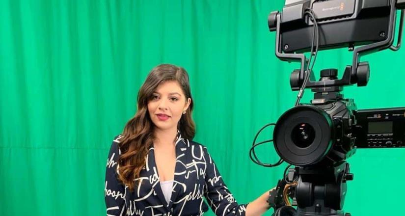 Christina Romero Ramírez egresada destacada de la Licenciatura en Comunicación y Relaciones Públicas