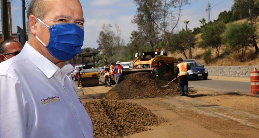 140 mil beneficiados con la rehabilitación de espacios en Otay Centenario y otras colonias