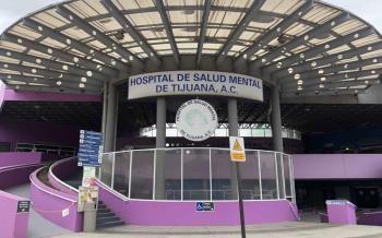 Ofrece el Hospital de Salud Mental de Tijuana consultas vespertinas