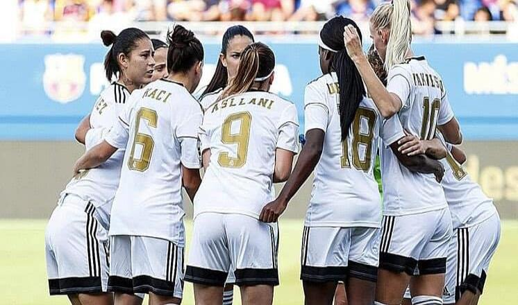 Ya es oficial: el Real Madrid presenta a su equipo de fútbol femenil