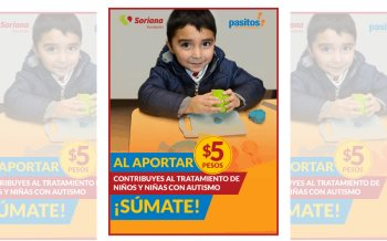 Colaboración entre Fundación Soriana y Centro Psicopedagógico Pasitos