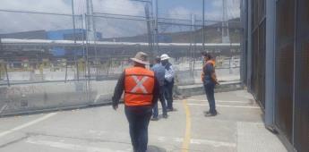 Inicia SCT ampliación del cruce fronterizo puerta México - San Ysidro