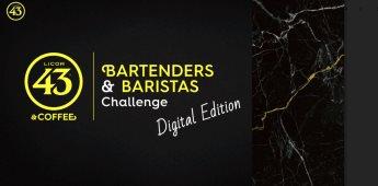Regresa Bartenderes  & Baristas Challenge de Licor 43