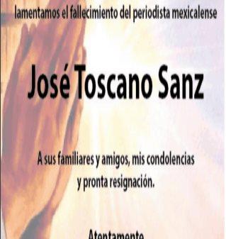 José Toscano Sanz