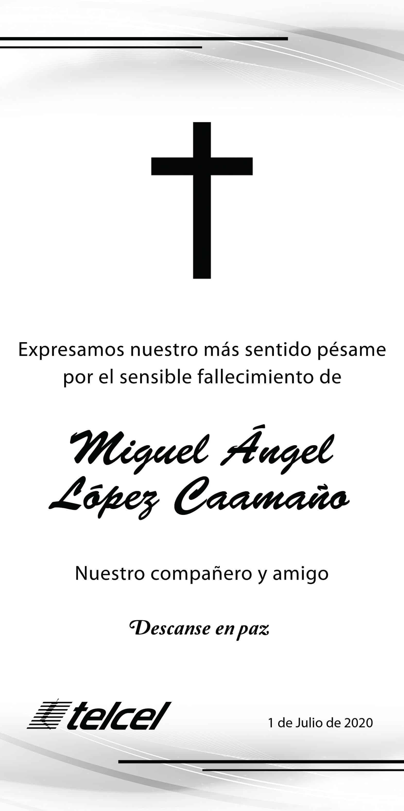 Miguel Ángel López Caamaño