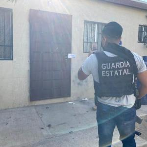 FGE detiene a mujer y su hijo con fentanilo en proximidades de la carita de San Ysidro