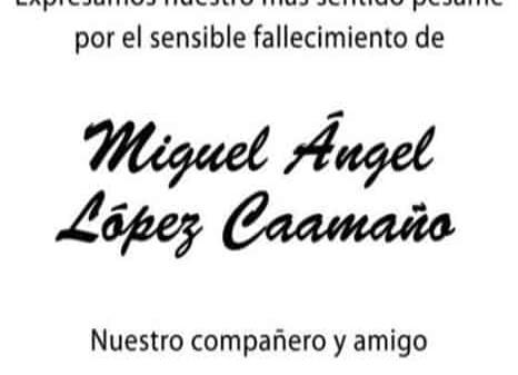 Miguel Angel López Caamaño