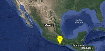 Protección Civil de Oaxaca descarta daños por sismo de 5.2 grados
