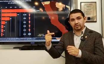 Siguen aumentando casos de Covid-19 en San Quintín