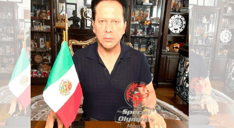 Laboratorio antidopaje es necesario para México: Daniel Aceves VIllagrán