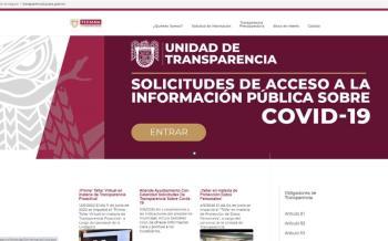 Facilita Ayuntamiento la ubicación de solicitudes de transparencia sobre COVID-19