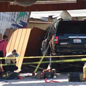 Accidente: Menor hondureño arrolla empleado de un car wash