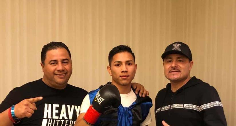 Tendrá Luis Montellano segunda pelea del año
