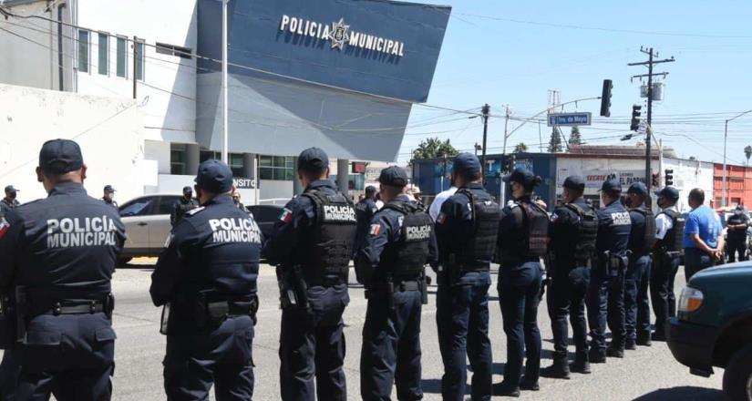 Suscribirán convenio Estado-Municipio para beneficio a policías