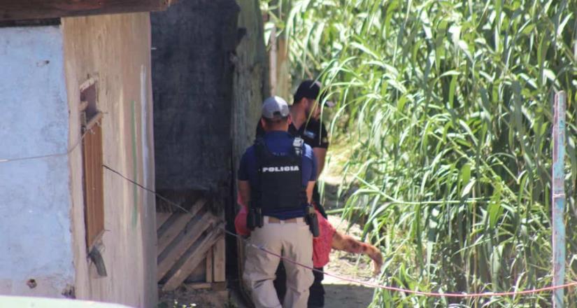 Encuentran cuerpo de una mujer dentro de una bolsa en Otay