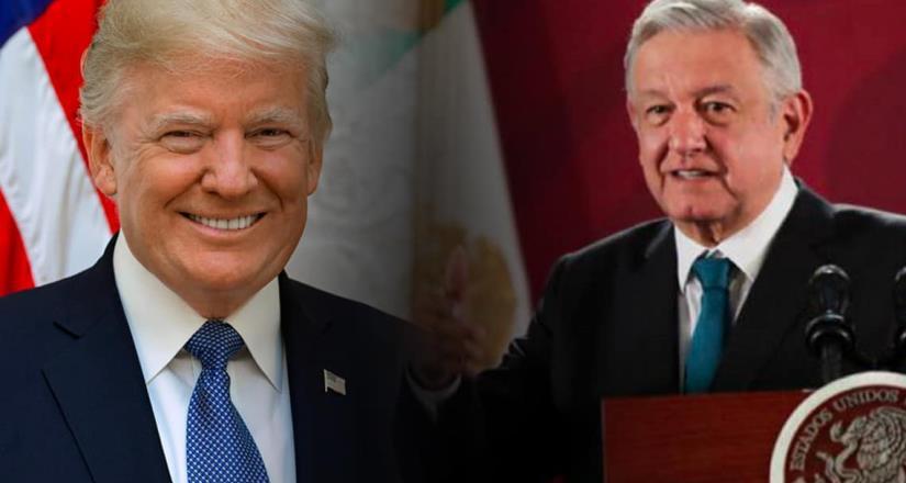 Comparan relación entre AMLO y Trump con la de Juárez y Lincoln