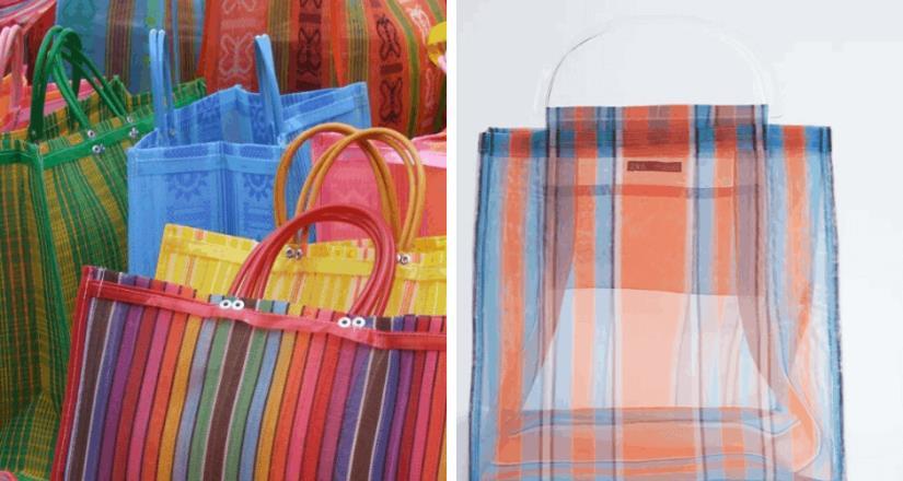 La marca Zara vende bolsas de mandado en casi 700 pesos y es atacada en redes sociales