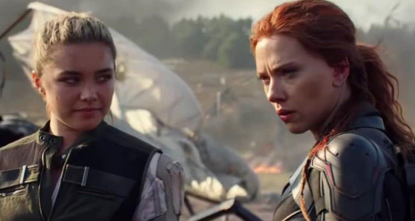 Florence Pugh remplazará a Scarlett Johansson como Black Widow