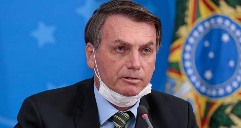 Bolsonaro siempre ha sido irresponsable