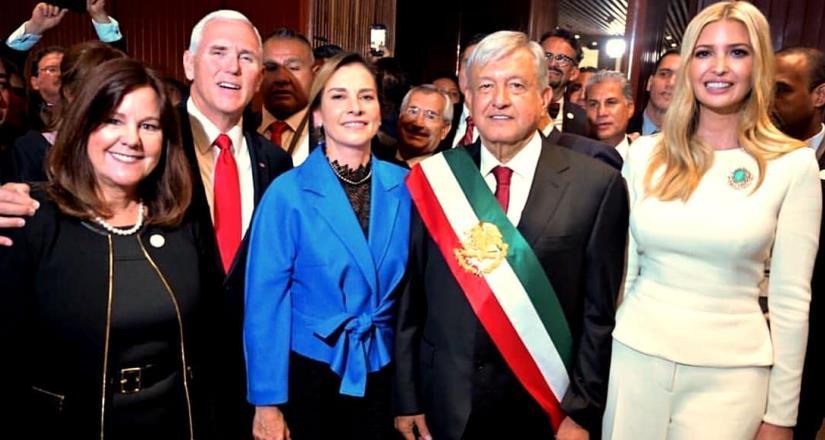 Visita de AMLO profundizará amistad entre EU y México:  Ivanka Trump