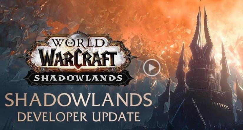 LA BETA DE WORLD OF WARCRAFT: SHADOWLANDS COMIENZA LA PRÓXIMA SEMANA!