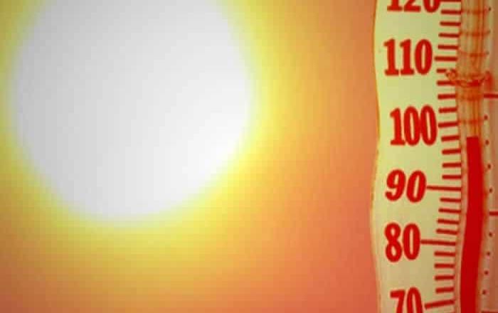 Mexicali podría llegar este fin semana a los 48 grados centígrados.