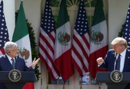 Embajada de México denuncia sobrevuelo de drones en sede diplomática