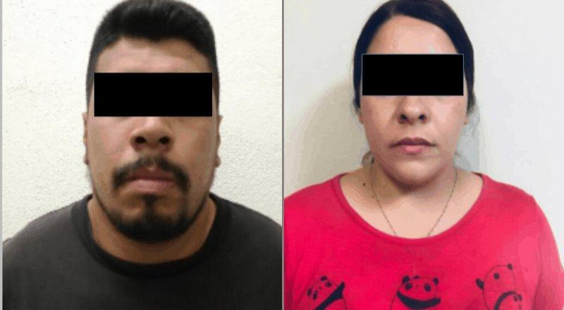Por secuestro y homicidio, vinculan a pareja