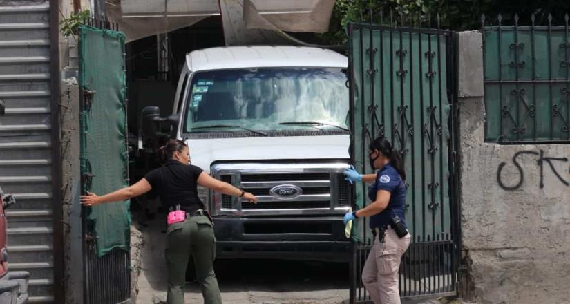 4 muertos dentro de un taller mecánico en av. Punta del Diablo