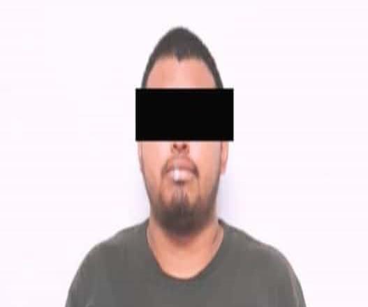 Arresta FGE a dos sujetos y decomisa más de 1kg de marihuana y cristal