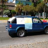 Caravana en contra del matirmonio igualitario