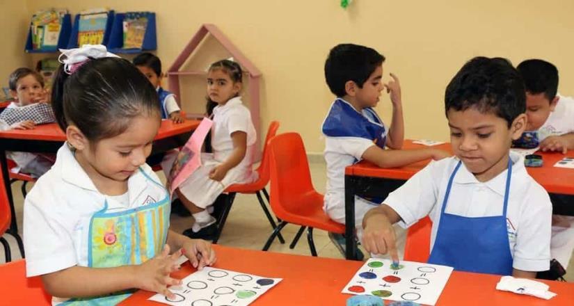 Educación a nivel preescolar será obligatoria para niños y niñas de 3 a 5 años en Baja California