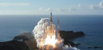 Emiratos Árabes Unidos inicia misión a Marte