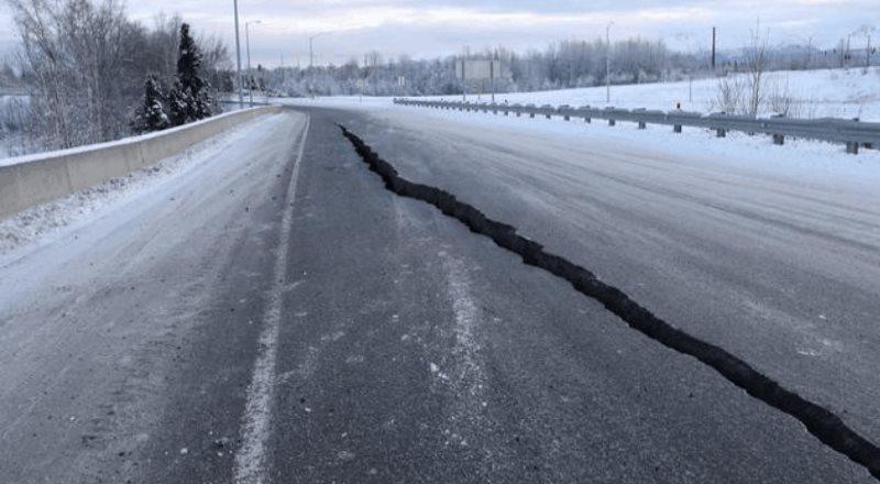 Terremoto sacude costas de Alaska
