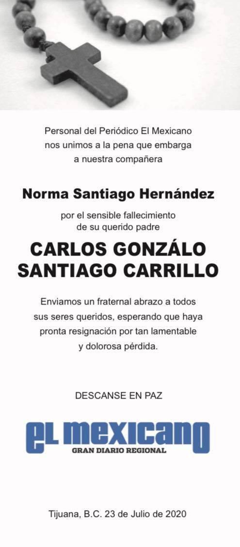 Carlos Gonza´lo Santiago Carrillo