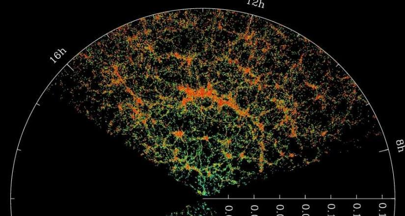 Los mapas tridimensionales más detallados de universo
