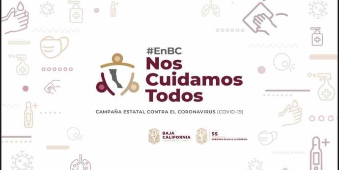 Gobierno en marcha brinda información actualizada acerca del coronavirus en Baja California