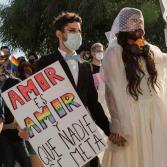 Así  se vivió la marcha Si al matrimonio igualitario en Baja California