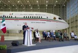 Peña Nieto gastó 408 mdp por avión presidencial: Sedena