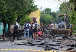 Protección Civil reporta 3 muertos y 4 desaparecidos por Hanna
