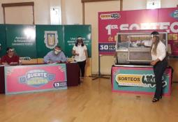 Inauguran Mo´dulo Hospitalario temporal de Tijuana para atencio´n de pacientes COVID-19