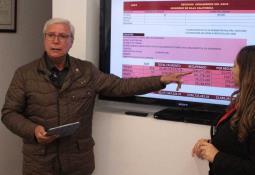 Revisará Fiscal General del Estado la situación de las corporaciones policíacas locales