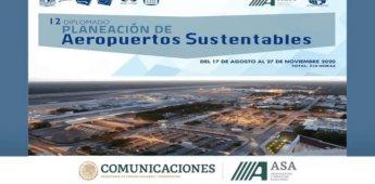 La UNAM y el CIIASA convocan al Diplomado Internacional en Planeación de Aeropuertos Sustentables