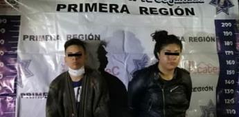 Jóvenes roban auto y atropellan a 3 mujeres al intentar huir