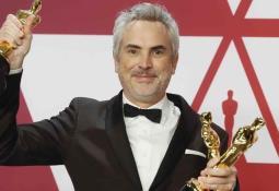 Alfonso Cuarón en el Festival de Venecia 2020