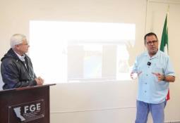 Inaugura FGE del Estado agencia receptora en el paralelo 28
