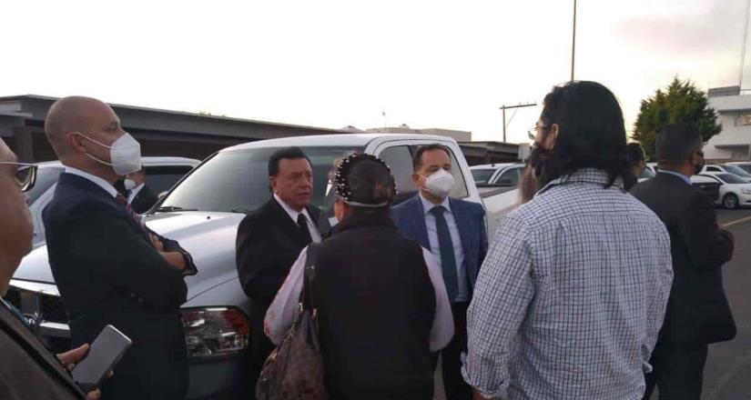 FGE libera y cuida seguridad en caseta de Playas de Tijuana