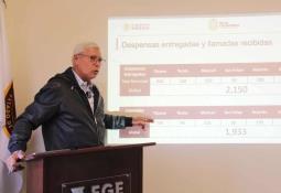 La Administración Pública Federal realizó 24 mil 290 acciones de fomento para la sociedad civil