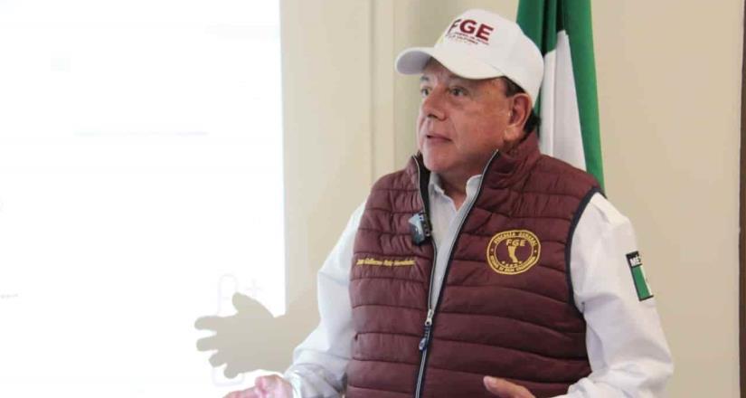 Reconoce el gobernador JBV custodia del fiscal general en la caseta Playas de Tijuana